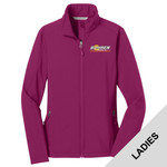 L317 - B318-S2.0-2017 - EMB - Ladies Soft Shell Jacket