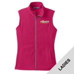 L226 - B318-S2.0-2017 - EMB - Ladies Microfleece Vest