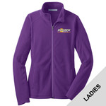 L223 - B318-S2.0-2017 - EMB - Ladies Microfleece Jacket
